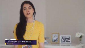 Porträt Liudmyla Diadchenko – Ukraine