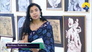 Porträt Reshma Ramesh – Indien
