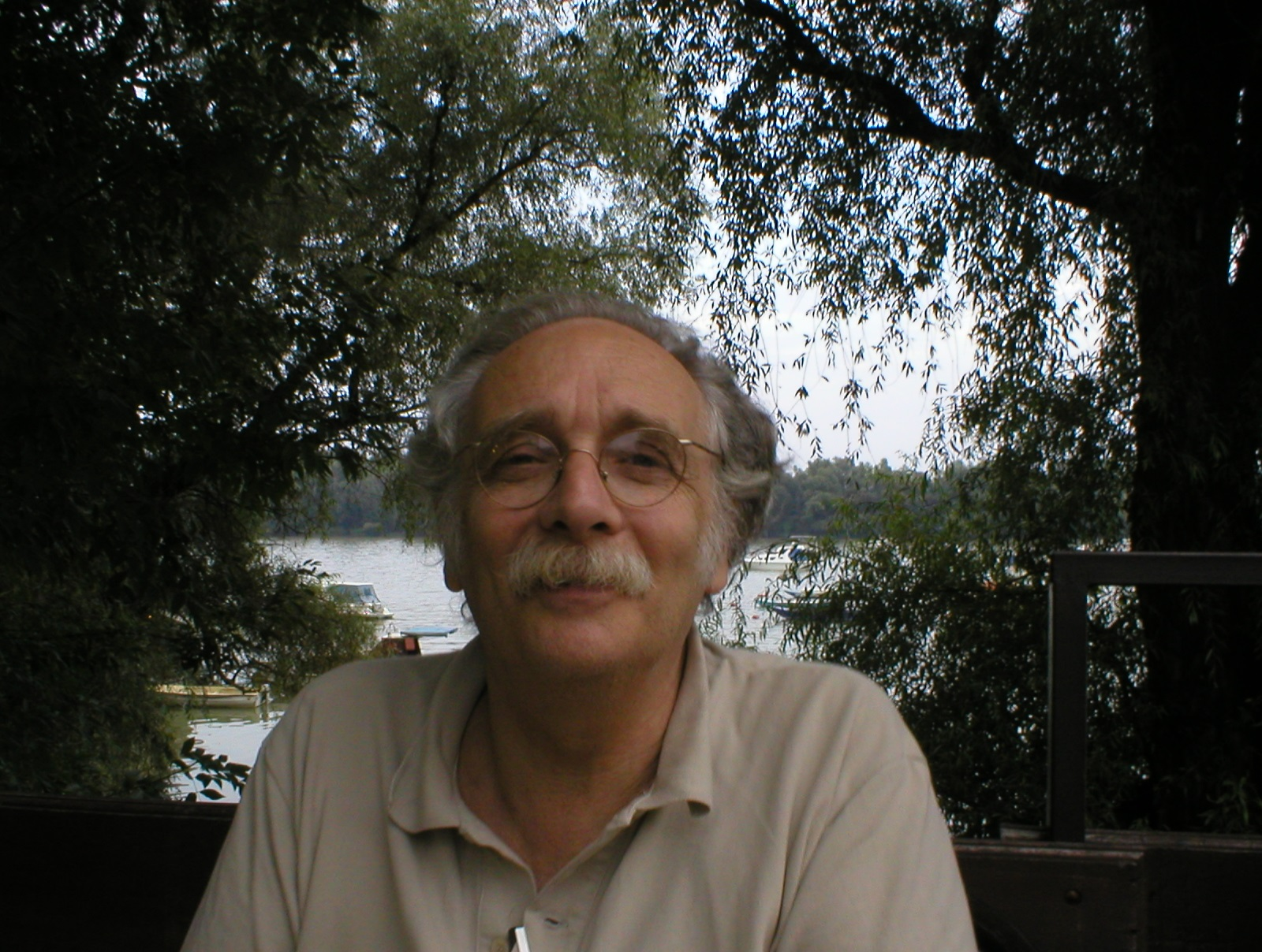Alberto Szpunberg Autorenfoto