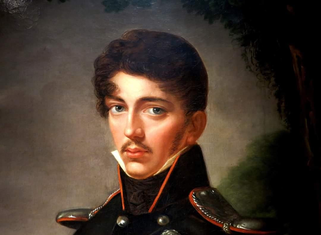 Porträt Theodor Körner