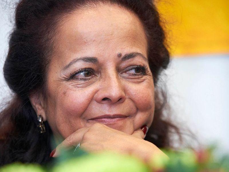 Der angolanische Dichterin Ana Paula Tavares.
