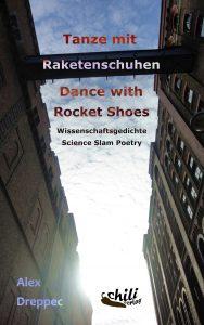 """""""Tanze mit Raketenschuhen - Dance with Rocket Shoes"""" von Alex Dreppec"""