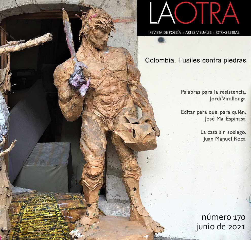 »LA OTRA« – Cover der aktuellen Ausgabe 170