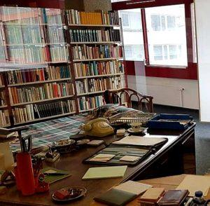 Heinrich Bölls Arbeitszimmer